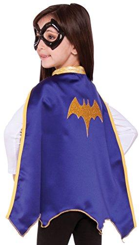 Imagine by Rubies Kids Batgirl Cape Set Costume, One Size (Batgirl Toddler Costume)