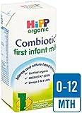 HiPP Organic First Infant Milk 200ml - Pack of 4
