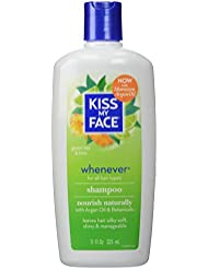 Kiss My Face Whenever Shampoo, 11 oz