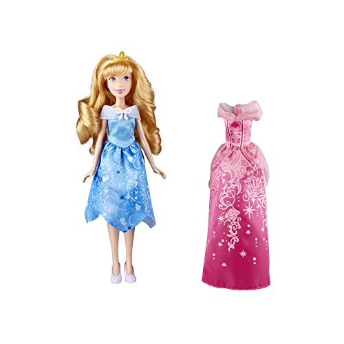 Disney Princess Aurora's Birthday Styles -