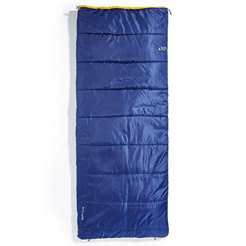 EMS Bantam 30 Degree Rectangular Sleeping Bag, Regular Blue Depths LZIP