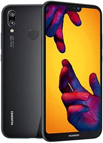 Huawei P20 Lite 4G 64GB 4GB RAM Dual-SIM Midnight Black EU: Amazon ...