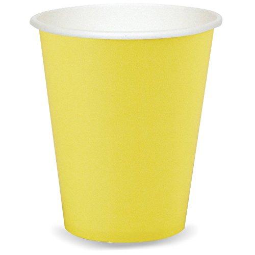 Paper Hot & Cold Cups 9 Ounces 24/Pkg-Mimosa