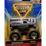 Hot Wheels Monster Jam U.S. Air Force Afterburner Mud Trucks Flag Series # 50/75, 1:64 Scale.