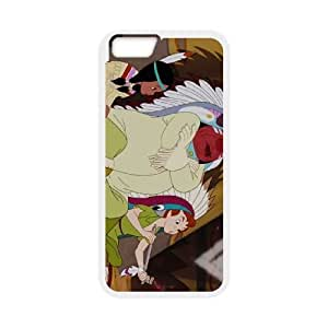 iphone6 4.7 inch Phone Case White Peter Pan The Indian Chief CZL5835624