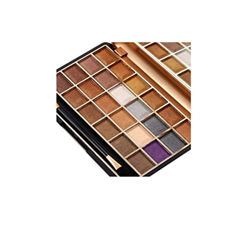 MISS ROSE 24 Colors Cosmetic Eyeshadow Palettes Eye Beauty M