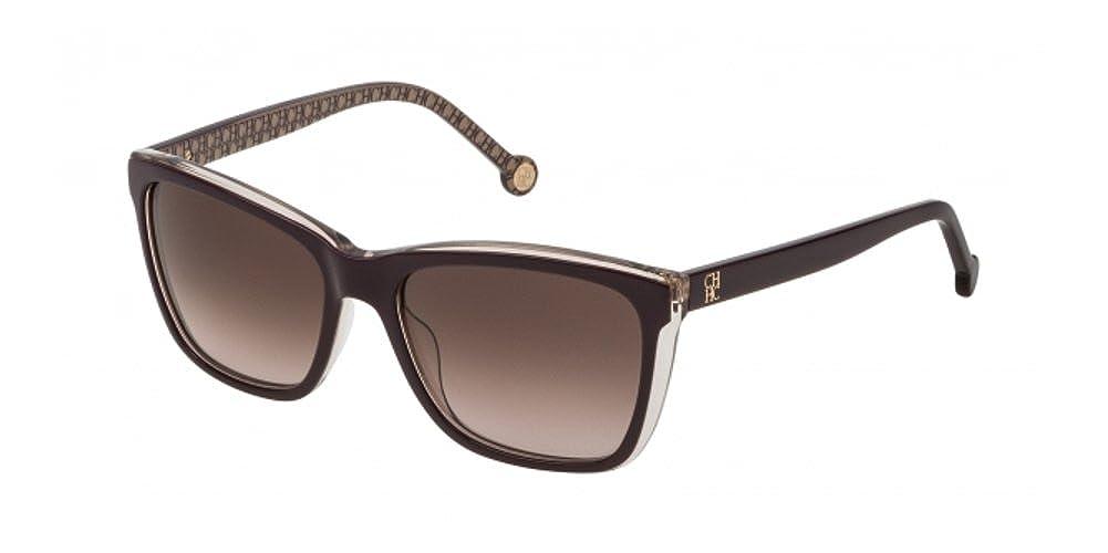 Carolina Herrera SHE695 DARK BROWN (0ABH) - Gafas de sol ...