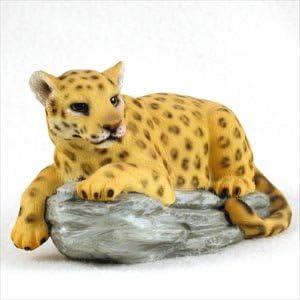 Conversation Concepts Leopard on Rock Standard Figurine Set of 6