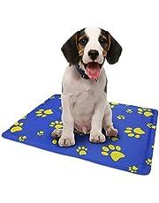 Pro Goleem Hundekühlmatte Ungiftige Kühlmatte für Hunde Haustierkühlmatte für Welpen