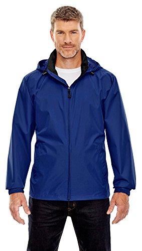 North End Men's Techno Lite Jacket, 5XL, RYAL COBALT 714