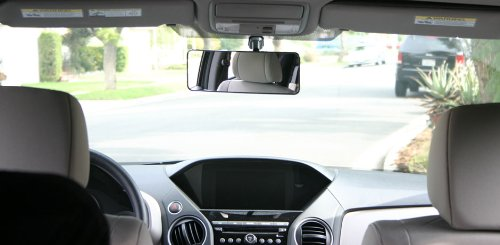 Pikibu 180 degree view high definition clarity baby car for 180 degrees salon dubai