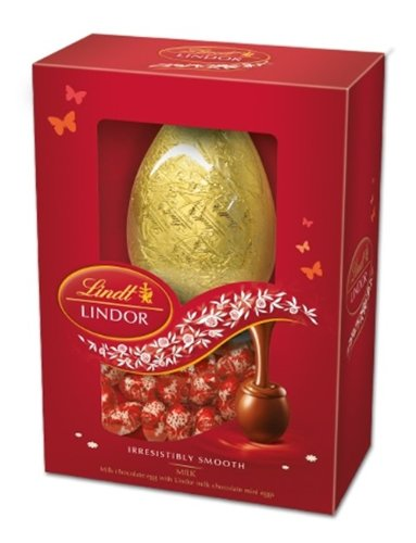 Lindt Lindor Milk Mini Eggs Easter Egg