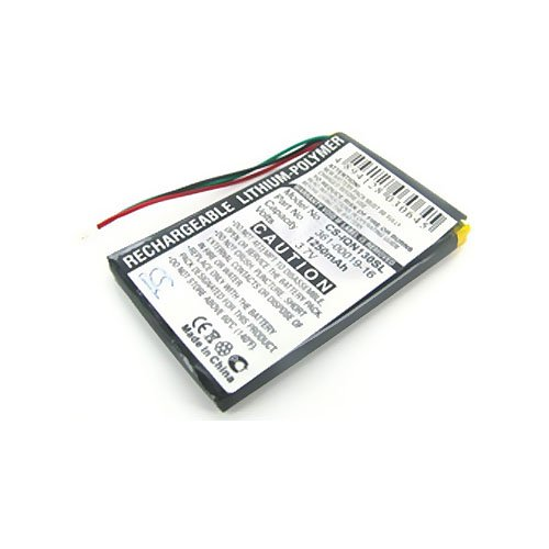 Nuvi Series - Replacement Battery for Garmin 361-00019-16 for Nuvi 1300 Series