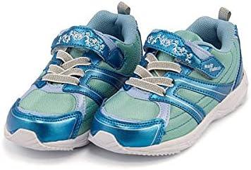 女の子 キッズ 子供靴 運動靴 通学靴 ランニングシューズ スニーカー ゴム紐 ストラップ 軽量 通気性 クッション性 カジュアル デイリー スクール 11021