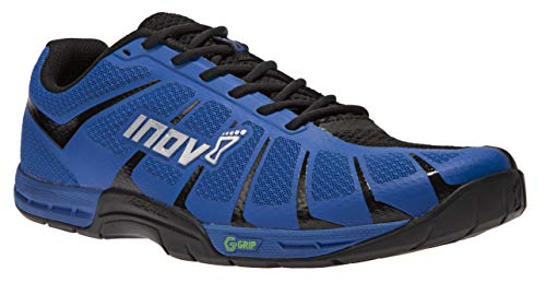 Inov-8 Mens F-Lite 235 V3 - Ultimate Supernatural Cross Training Shoes - Lightweight and Flexible - Functional Performance Trainers for Gym and Weight Lifting - Blue/Black 15 M US