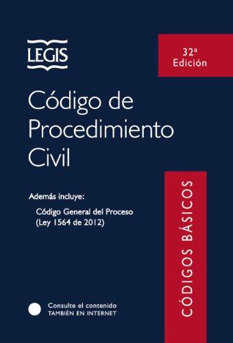Descargar Libro Código De Procedimiento Civil - Colección De Códigos Básicos Legis