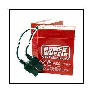 - Power Wheels 6v Battery Set of 2