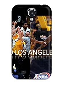 los angeles lakers nba basketball (75) NBA Sports & Colleges colorful Samsung Galaxy S4 cases
