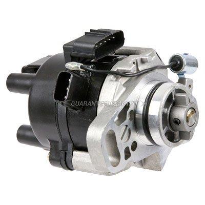 [Brand New Complete Ignition Distributor W/ Cap & Rotor For Mazda & Kia - BuyAutoParts 32-00066N New] (Mazda Distributor Cap)