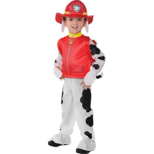Amscan Paw Patrol Marshall Halloween Dalmatian Costume for