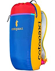 Cotopaxi Luzon 18L - DEL DIA (One of a Kind) - Durable Lightweight Nylon Hiking Packable Daypack Backpack