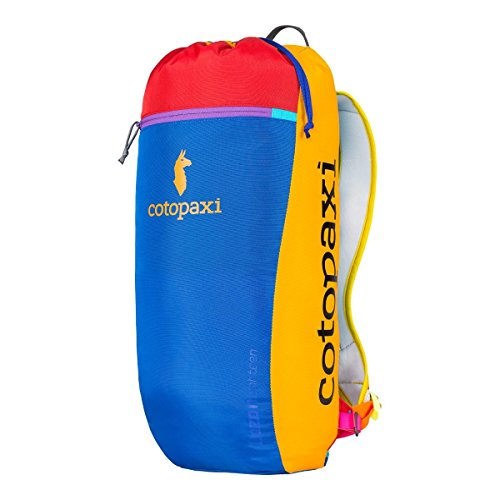 Cotopaxi Luzon 18L Durable Lightweight Nylon Hiking Packable Daypack Backpack
