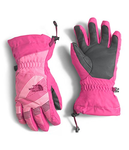 The North Face Youth Revelstoke Etip Glove Cha Cha Pink/Cabaret Pink Size Large