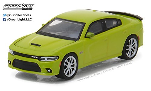 Greenlight 1:64 Muscle Car Series 19 2017 Dodge Charger SRT (Dodge Charger Muscle Cars)