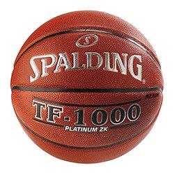 Spalding TF-1000 Platinum Basketball-INTERMEDIATE 28.5