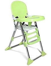 Silla para niños silla de bebé hotel de silla de bebé plegable de jardín de niños con,Green
