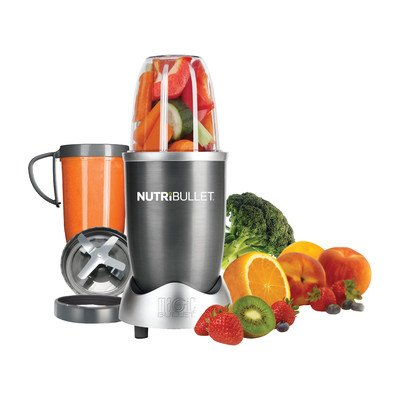 nutribullet red blender - 9