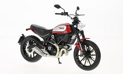 Amazon Com Ducati Scrambler Icon 2015 Model Car Ready Made