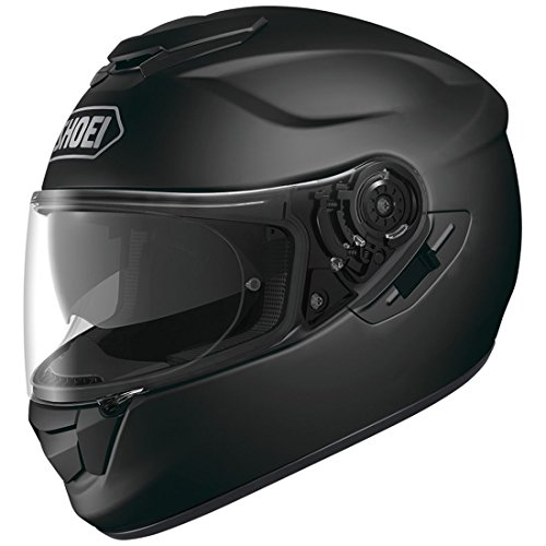 - Shoei Unisex-Adult Full-face-Helmet-Style Gt-Air (Matte Black, Medium) - GTA MTBLK3 SNL