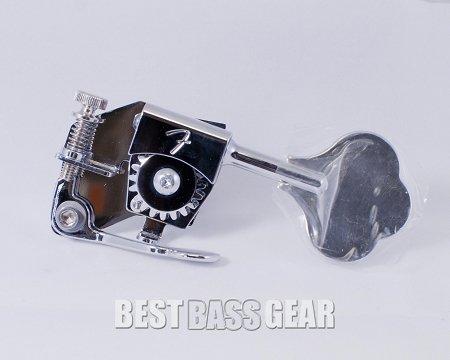 Hipshot BT8 Bass Extender Key for Fender 2008+ American STD Chrome