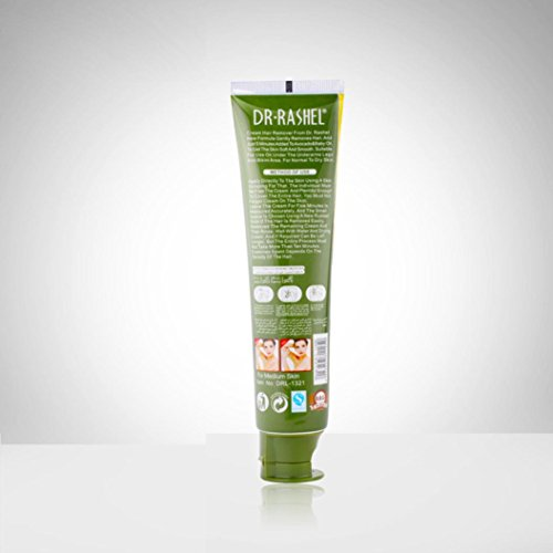 hunpta Painless Depilatory Hair Removal Cream 110g for Body Leg Armpit Unisex D CcenTAm0