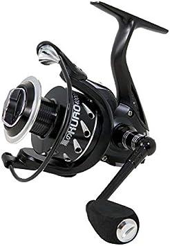 NOMURA Carretes de Pesca Kuro FD 4000 Spinning Boloñesa Feeder ...