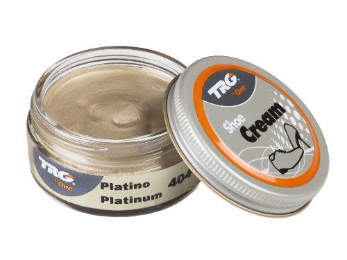 platinum silver shoes - 4