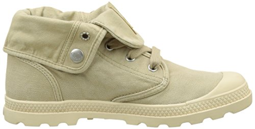 Baggy Ecru Sahara Donna Beige Lp Low Palladium Sneaker dxnqfw0