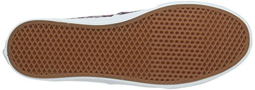 Vans U AUTHENTIC SLIM (GEOMETRIC) HOT - Zapatillas de lona para mujer multicolor - Mehrfarbig ((Geometric) hot / DXZ)