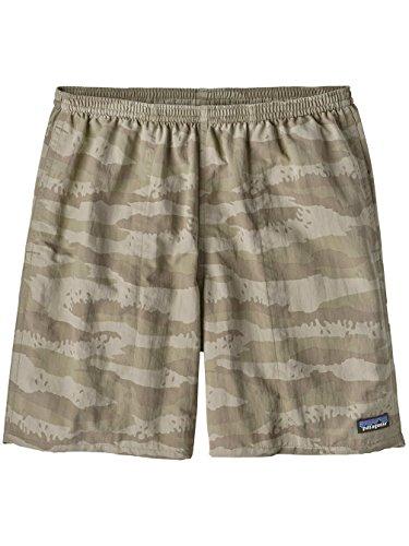 Patagonia Men's Baggies Longs Shorts (M, Rock ()