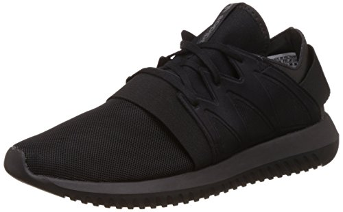 adidas Women's Tubular Viral W Gymnastics Shoes, Grey, 3.5 Core Black