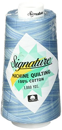 Signature Blue Skies Thread, 40wt/3000 yd, Variegated