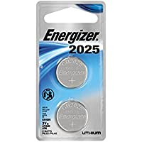 Energizer Lithium Coin Watch/Electronic Battery 2025,...