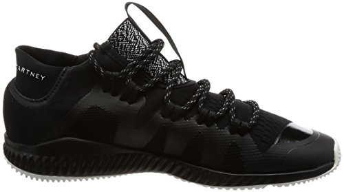 Chaussures Adidas Noir Femme Negbas mid Pro Ftwbla De Fitness Crazytrain negbas SwwqUFRg