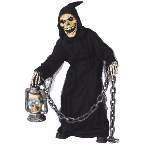 Grave Ghoul Costume - Large (Grave Ghoul Child Costumes)