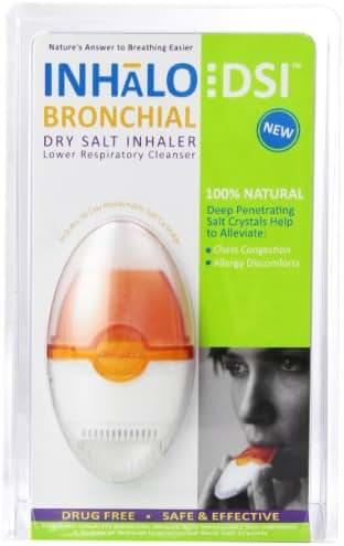 Bronchial Dry Salt Inhaler Lower Respiratory Cleanser