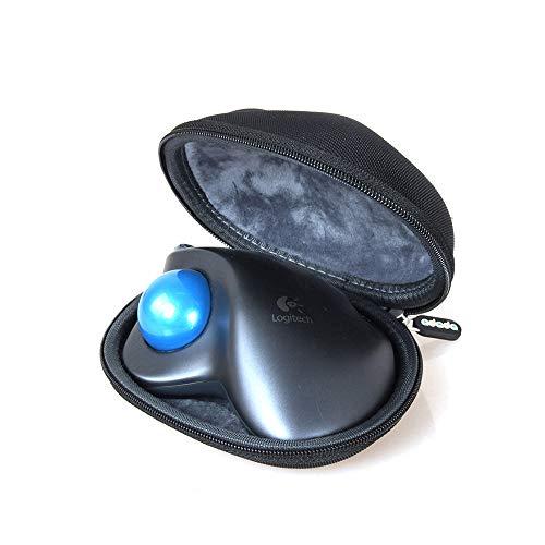 Adada Hard EVA Case for Logitech M570 Wireless Trackball Computer Mouse