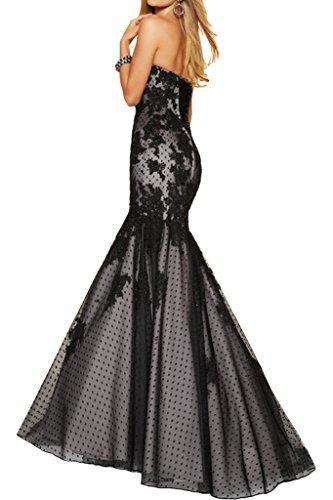 Promgirl House - Robe - Crayon - Femme noir schwarz