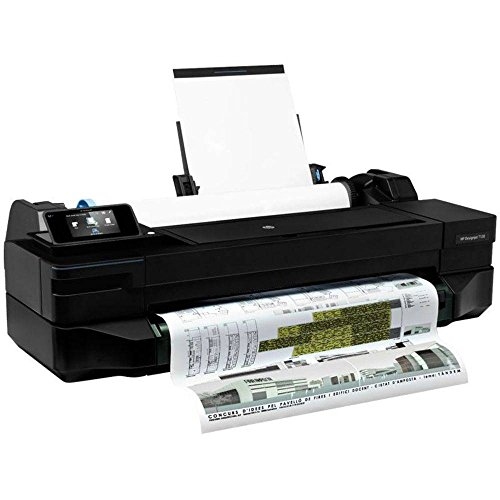 HP Hp cq891c designjet t12024 inch Large-Format Printer Color Inkjet - roll, 9.6 Ounce