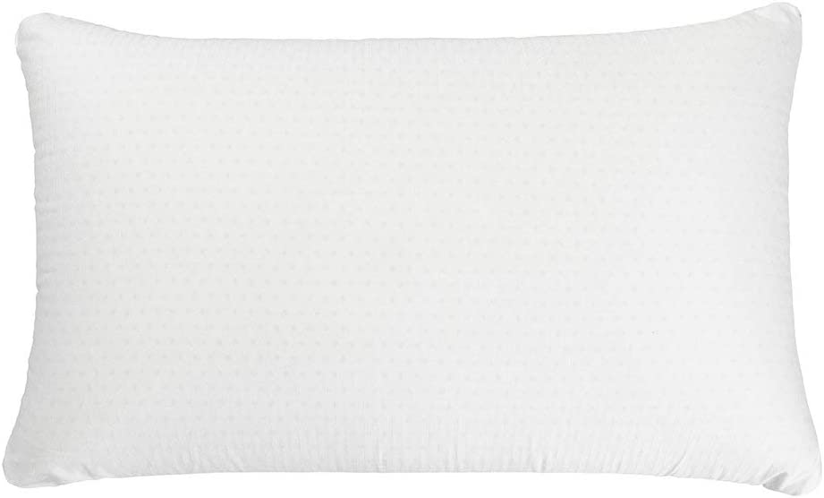Simmons Beautyrest Beautyrest Latex Foam Pillow with Cover - 100% Talalay Latex Pillows - Standard